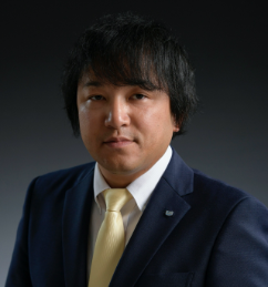 写真:2020年度 倉敷青年会議所理事長 岡田光弘さん